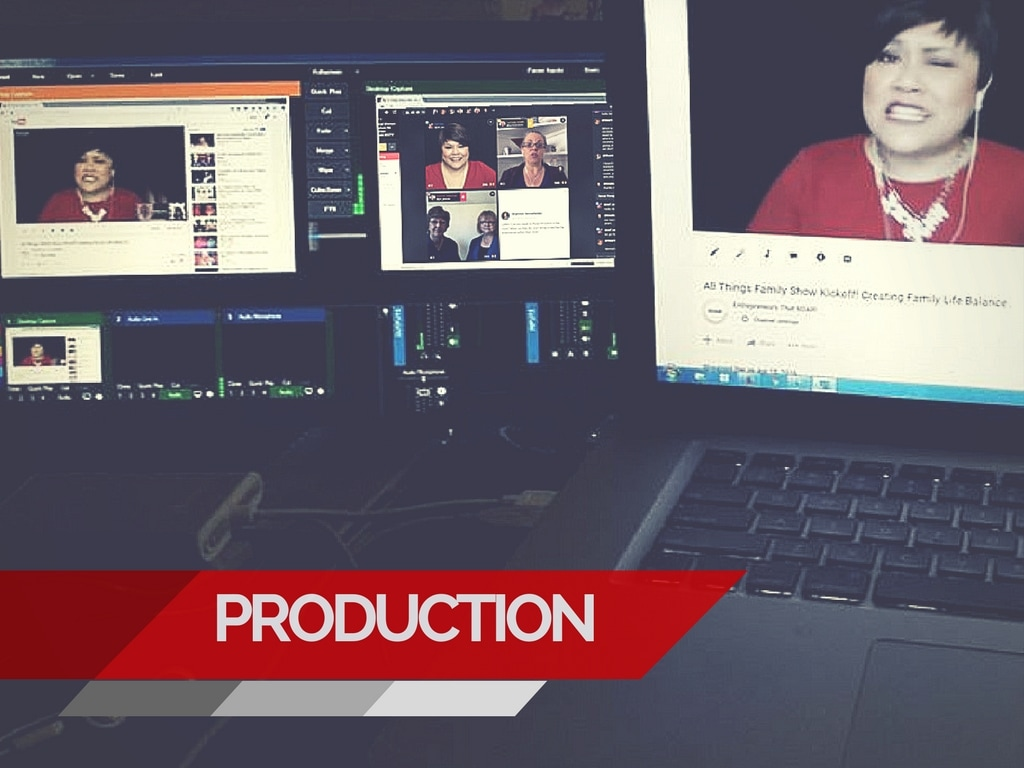 Live Video Production and Live Streaming with Zef Zan